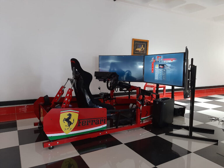 Full-motion-simulator