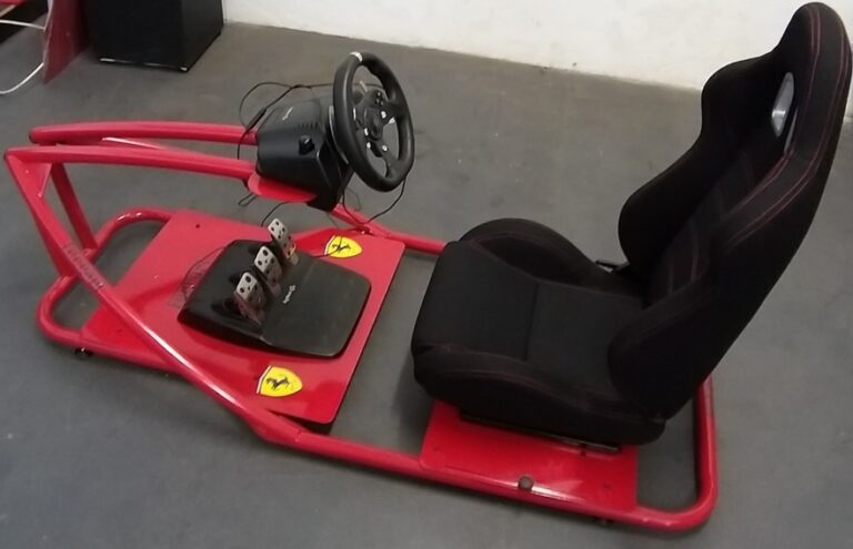 Karting Rig